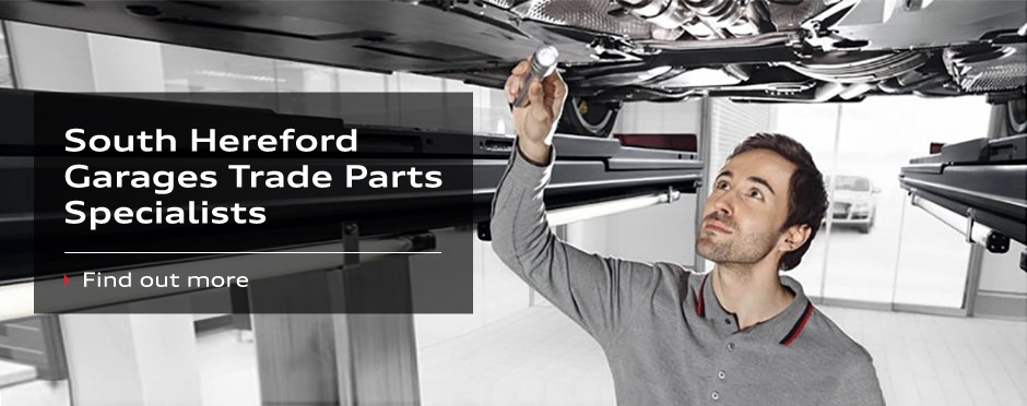 South Hereford Garages Trade Parts Specialists