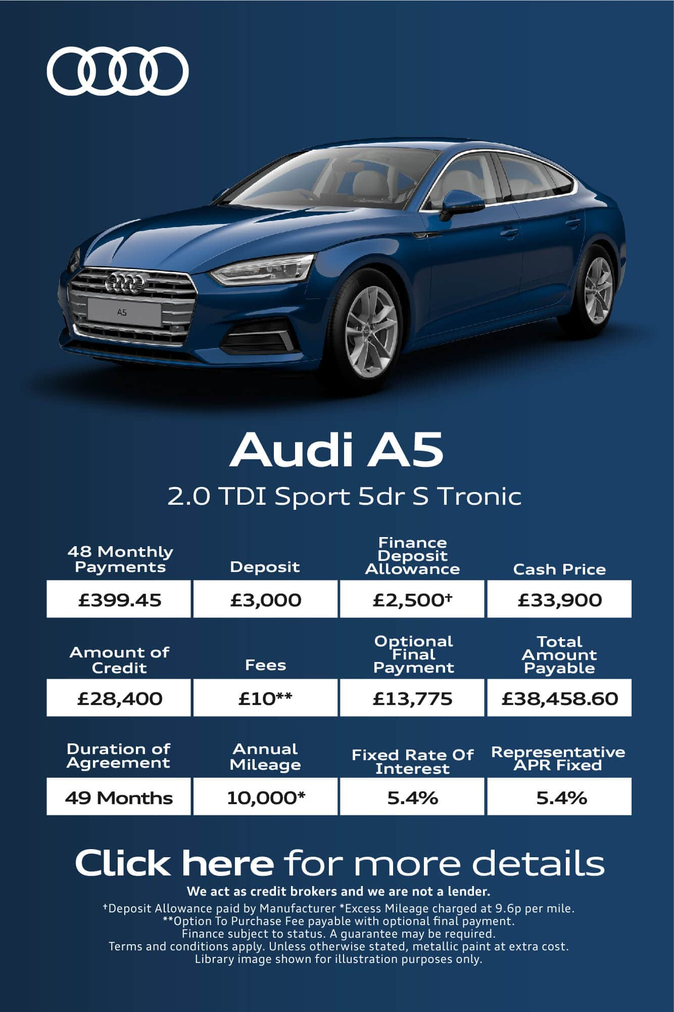 Used Special Audi A3 Cars  Car amp Van Leasing