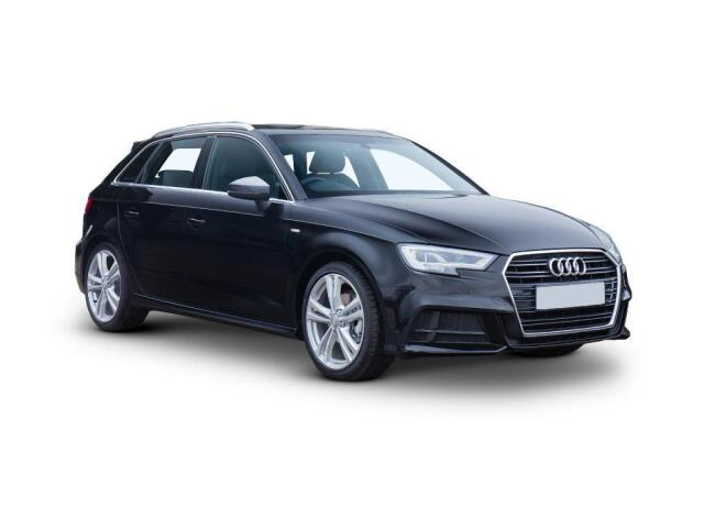 Audi A3 35 Tfsi Black Edition 5Dr S Tronic [tech Pack] Petrol Hatchback