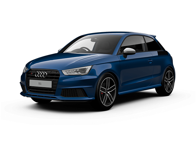 Audi A1 S1 Tfsi Quattro Competition Nav 3Dr Petrol Hatchback
