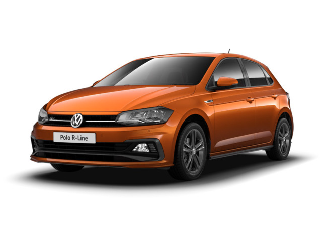 new volkswagen polo 1 0 tsi 115 r line 5dr dsg petrol hatchback for sale south hereford garages. Black Bedroom Furniture Sets. Home Design Ideas