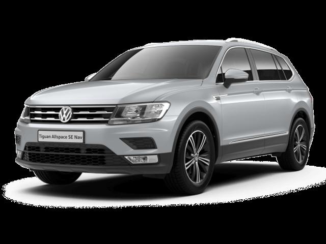 new volkswagen tiguan allspace 1 4 tsi se nav 5dr petrol estate for sale south hereford garages. Black Bedroom Furniture Sets. Home Design Ideas