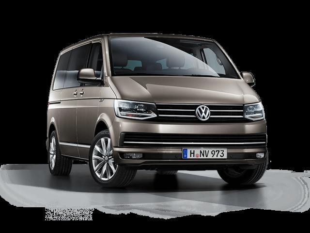 New Volkswagen Transporter Shuttle Vans For Sale South