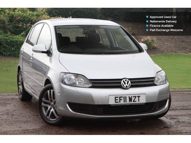 used volkswagen golf plus 1 6 tdi 105 se 5dr dsg diesel. Black Bedroom Furniture Sets. Home Design Ideas