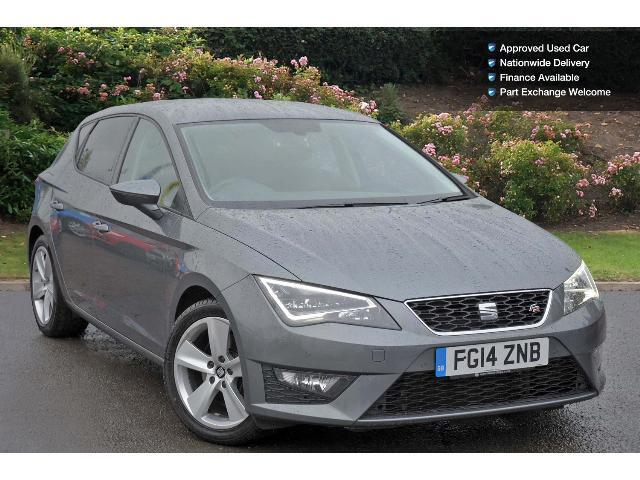 used seat leon 2 0 tdi 184 fr 5dr technology pack diesel. Black Bedroom Furniture Sets. Home Design Ideas