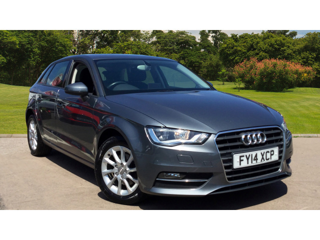 used audi a3 1 6 tdi se 5dr diesel hatchback for sale south hereford garages. Black Bedroom Furniture Sets. Home Design Ideas