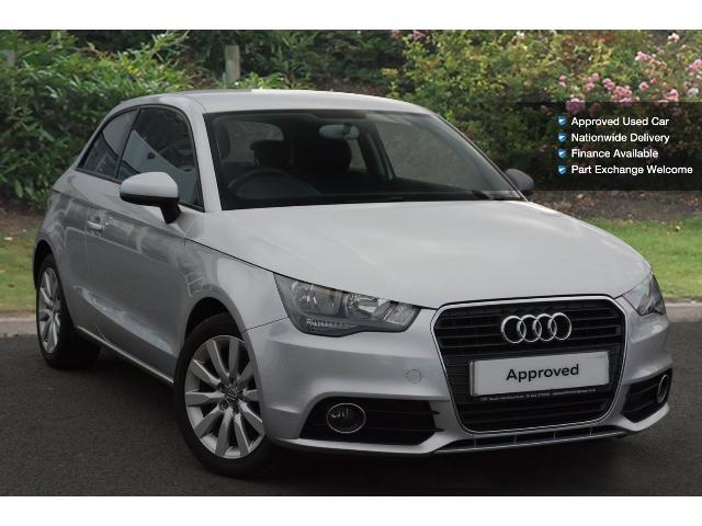 used audi a1 1 6 tdi sport 3dr diesel hatchback for sale south hereford garages. Black Bedroom Furniture Sets. Home Design Ideas