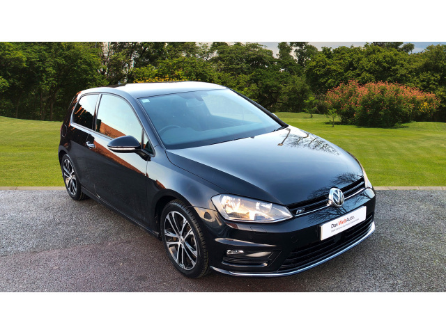 used volkswagen golf 1 4 tsi 150 r line 3dr petrol hatchback for sale south hereford garages. Black Bedroom Furniture Sets. Home Design Ideas