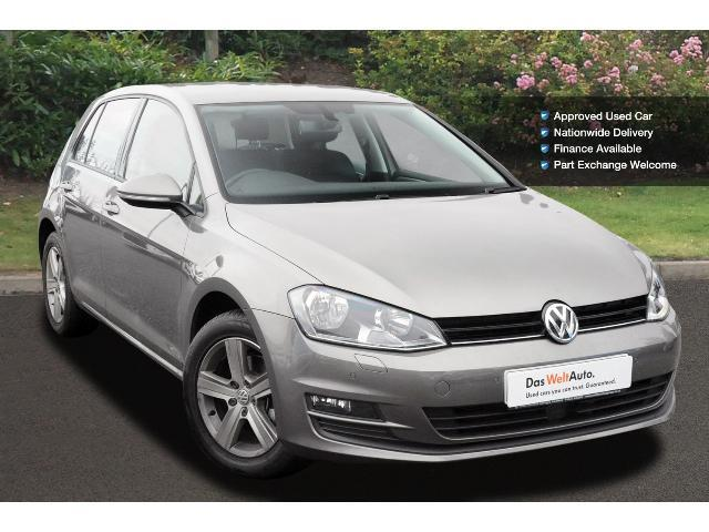 Used Volkswagen Golf 1 4 Tsi 125 Match Edition 5dr Petrol Hatchback