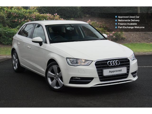 used audi a3 1 6 tdi 110 sport 5dr diesel hatchback for sale south hereford garages. Black Bedroom Furniture Sets. Home Design Ideas