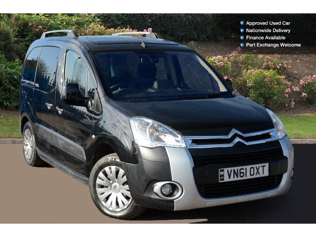 used citroen berlingo multispace 1 6 hdi 110 xtr 5dr diesel estate for sale south hereford garages. Black Bedroom Furniture Sets. Home Design Ideas