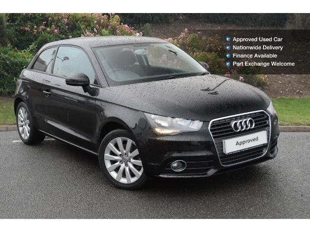 used audi a1 2 0 tdi sport 3dr diesel hatchback for sale south hereford garages. Black Bedroom Furniture Sets. Home Design Ideas