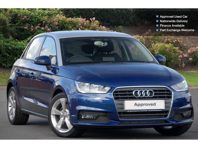 used audi a1 1 6 tdi sport 5dr diesel hatchback for sale south hereford garages. Black Bedroom Furniture Sets. Home Design Ideas