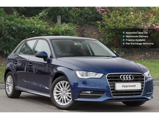 used audi a3 1 6 tdi ultra 110 se technik 5dr diesel. Black Bedroom Furniture Sets. Home Design Ideas