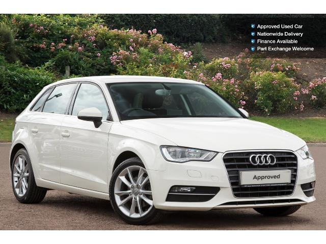 used audi a3 2 0 tdi sport 5dr diesel hatchback for sale south hereford garages. Black Bedroom Furniture Sets. Home Design Ideas