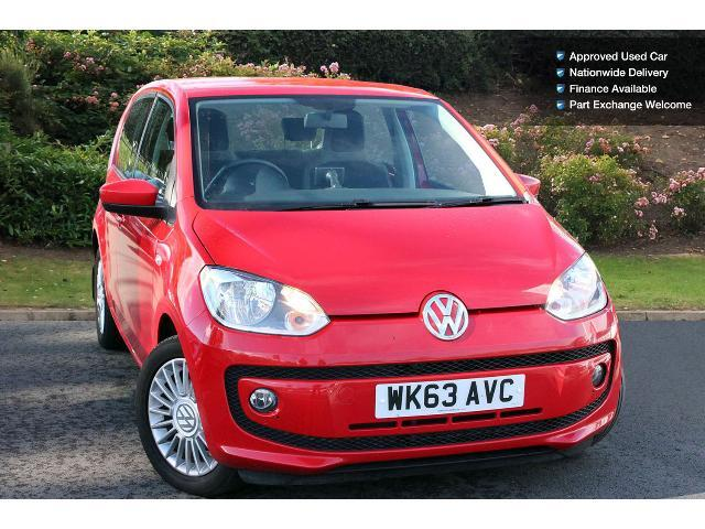 Used Volkswagen Up 1 0 High Up 5dr Petrol Hatchback For Sale South
